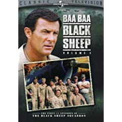 Baa Baa Black Sheep Dvds