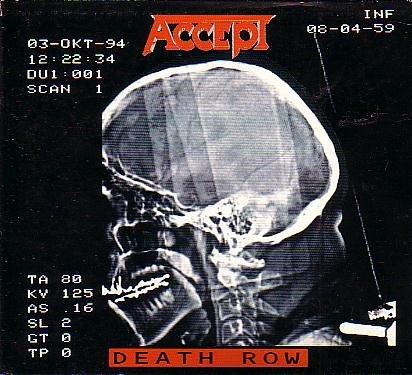 Accept - (Acoustic Version For The Album DEATH ROW) - Zortam Music
