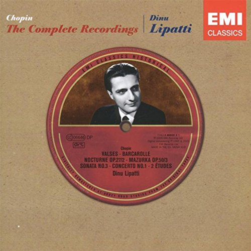 The Complete Recordings (feat. piano: Dinu Lipatti)