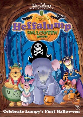 Скачать фильм Винни Пух и Слонотоп Хэллоуин /Pooh's Heffalump Halloween Movie/
