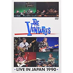 The Ventures: Live in Japan '90