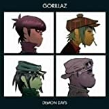 album art to Demon Days
