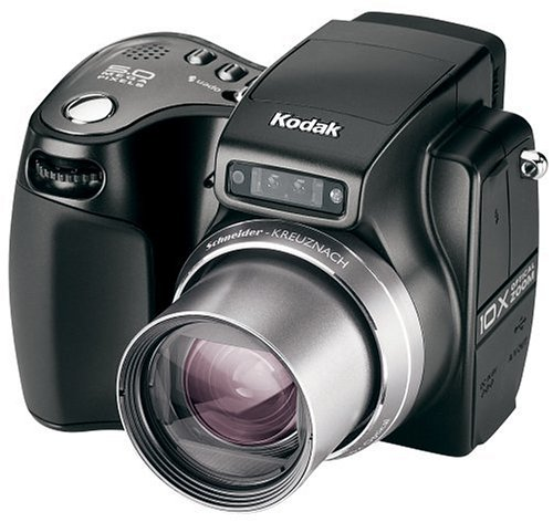Kodak Easyshare Z7590 5MP Digital Camera with 10x Optical Zoom
