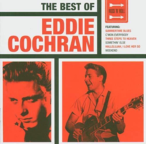Eddie Cochran - Best of Eddie Cochran - Zortam Music