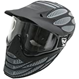 JT Spectra Proflex 8 Full Coverage Paintball Mask (Grey)