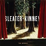 album art to The Woods
