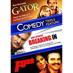 Gator & Breakin in & Here Comes the Fuzz