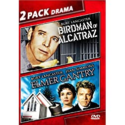 Birdman of Alcatraz & Elmer Gantry
