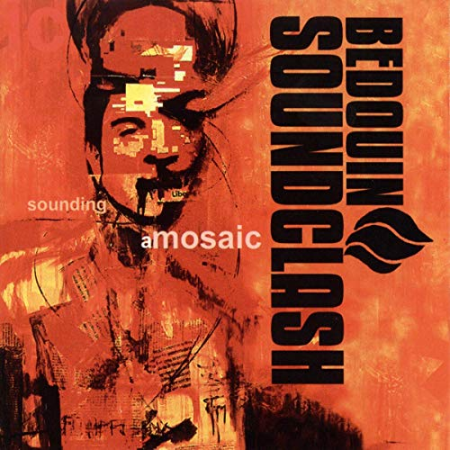 Sounding a Mosaic by Bedouin Soundclash album cover