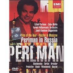 Perlman En Russie