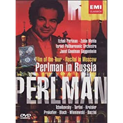 Perlman En Russie