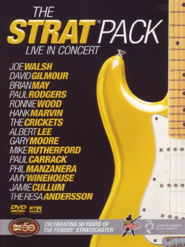 Strat Pack: 50th Anniversary of the Fender Strat