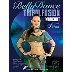The Bellydance Tribal Fusion Workout