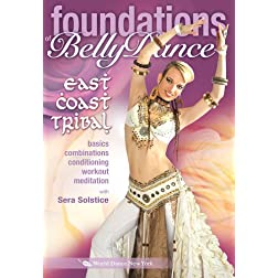 Foundations of Bellydance: East Coast Tribal - Beginner Tribal Fusion Bellydance