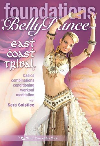 Foundations of Bellydance: East Coast Tribal - Beginner Tribal Fusion Bellydance