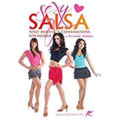 Sexy Salsa: Solo Moves for Beginners