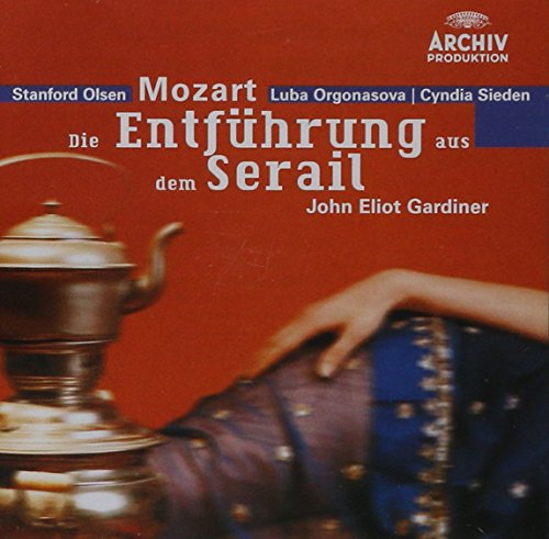 Die Entführung aus dem Serail (The Monteverdi Choir, The English Baroque Soloists feat. conductor: John Eliot Gardiner)