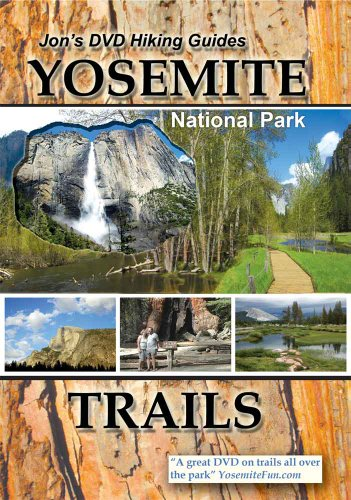 Yosemite National Park (Jon's Hiking Guides)