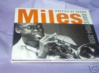 Miles Davis - Poetics of Sound: 1954-1959 - Zortam Music