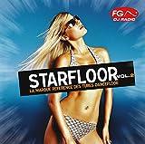 Cubierta del álbum de Starfloor: La marque référence des tubes dancefloor (disc 1)