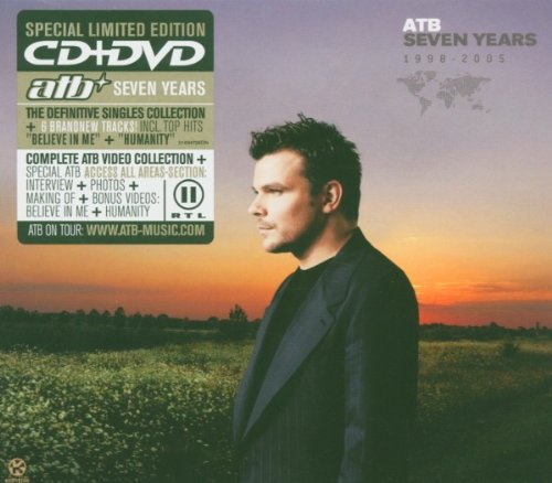 Atb - Seven Years-Limited Edition (CD + DVD) - Zortam Music