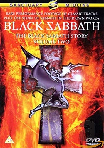 Vol. 2-Black Sabbath Story