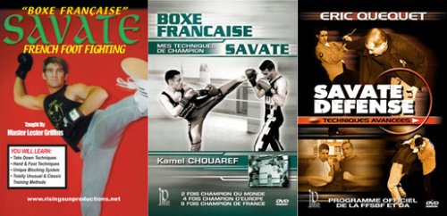 Savate 3 DVD Set -D