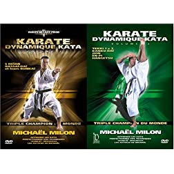 Dynamic Karate 2 DVD Set -D