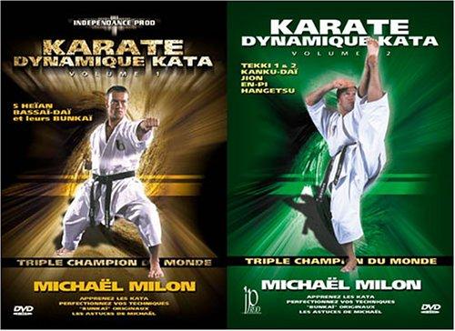 Dynamic Karate 2 DVD Set -D