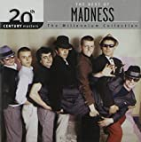 album art to 20th Century Masters: The Millennium Collection: The Best of Madness