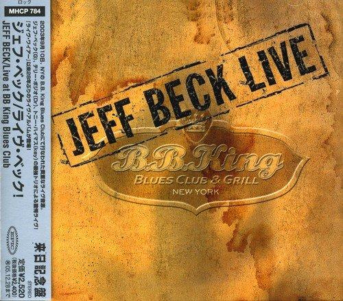 Jeff Beck - Jeff Beck: LIve at B.B. King Blues Club - Lyrics2You