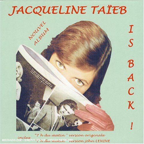 Jacqueline Taieb Is Back