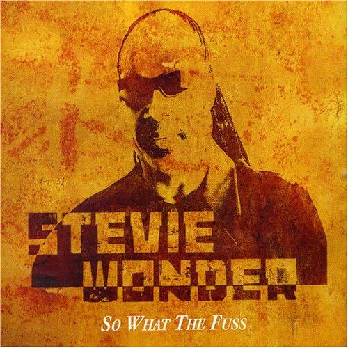 Stevie Wonder - So What The Fuss - Zortam Music