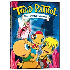 Toad Patrol: The Crystal Caverns