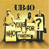 Album cover for Who You Fighting For