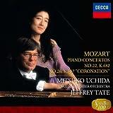 モーツァルト:ピアノ協奏曲第22番&26番