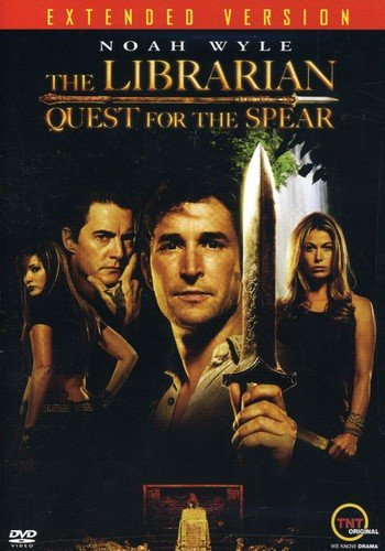 The Librarian: Quest for the Spear / Библиотекарь (2005)