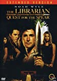 The Librarian - Quest for the Spear on DVD