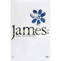 James: Seven - The Live Concert