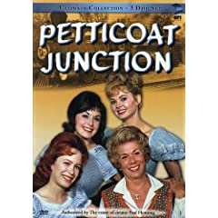Petticoat Junction Dvds