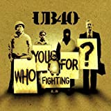 album art to Who You Fighting For?