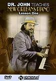 Dr John Teaches New Orleans Piano 1