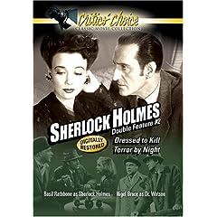 Sherlock Holmes Double Feature #2