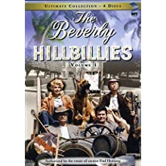 The Beverly Hillbillies Dvds