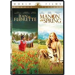 Jean De Florette / Manon of the Spring (MGM World Films)