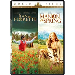 Jean De Florette / Manon of the Spring (MGM World Films)