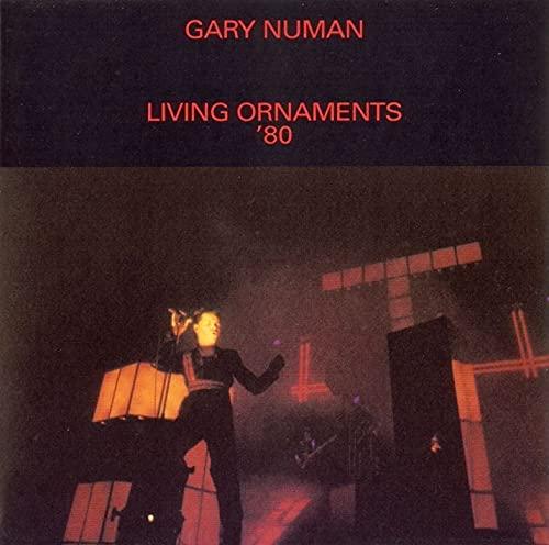 Gary Numan - 1980 Living Ornaments  Live - Zortam Music