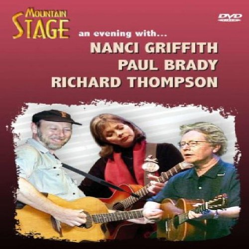 Mountain Stage An Evening With Nanci
