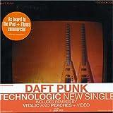album art to Technologic