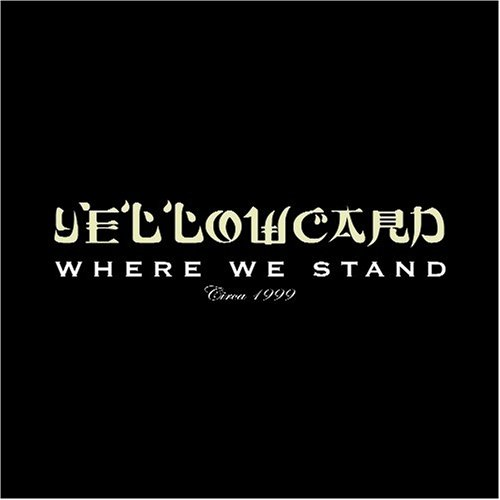 Yellowcard - Where We Stand - Zortam Music
